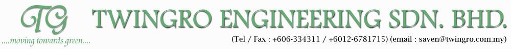 Twingro Engineering Sdn. Bhd. Logo
